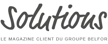Solutions - LE MAGAZINE CLIENTS DU GROUPE BELFOR